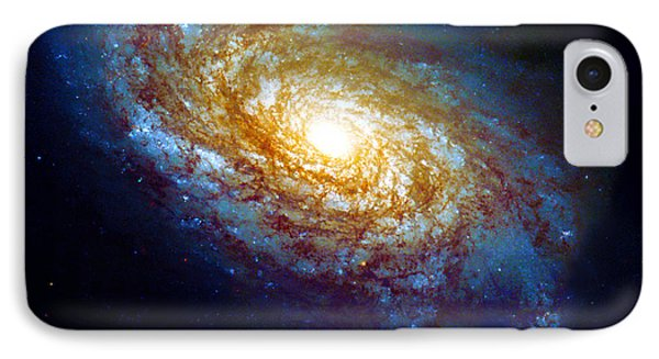 The Art Of The Universe 301 Phone Case by The Hubble Telescope