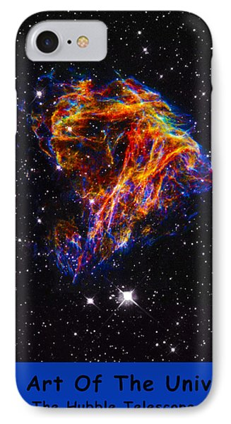 The Art Of The Universe 310 Phone Case by The Hubble Telescope