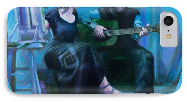The Artists Phone Case by Shelley Irish