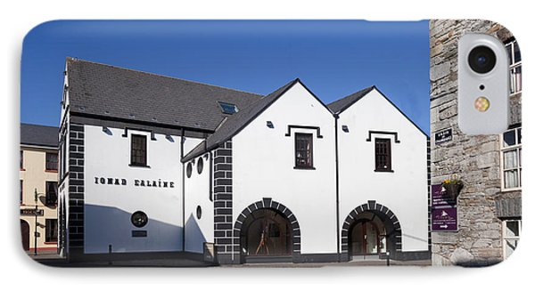 The Arts Centre , Old Market House IPhone Case