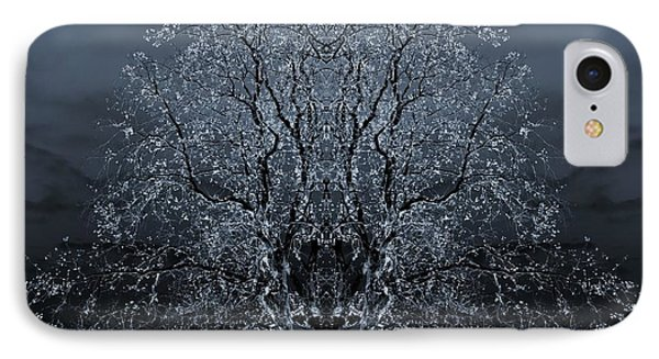 The Artwork Of Trees IPhone Case by Dan Sproul