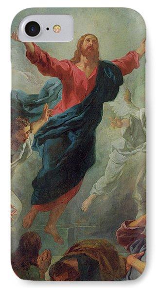 The Ascension IPhone Case by Jean Francois de Troy