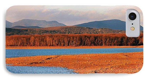 The Ashokan Reservoir IPhone Case
