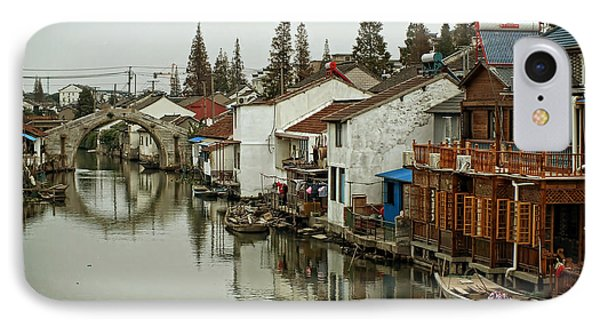 IPhone Case featuring the photograph The Asian Venice  by Lucinda Walter