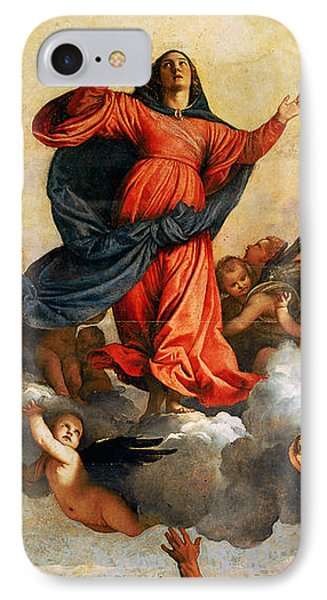 The Assumption Of The Virgin IPhone Case