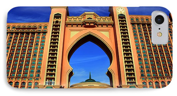 The Atlantis Phone Case by Farah Faizal
