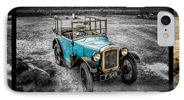 The Austin 7 IPhone Case by Adrian Evans
