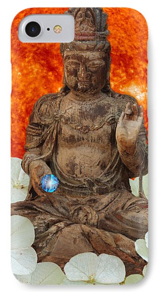 The Awakening  C2014 IPhone Case by Paul Ashby
