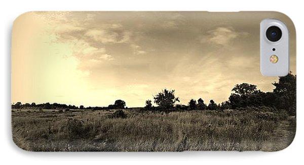 The Back Pasture Phone Case by Garren Zanker