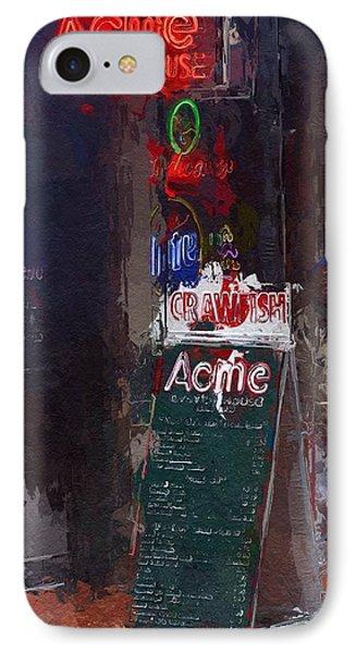 The Bar Phone Case by Steve K