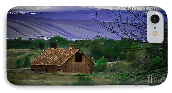 The Barn Phone Case by Robert Bales