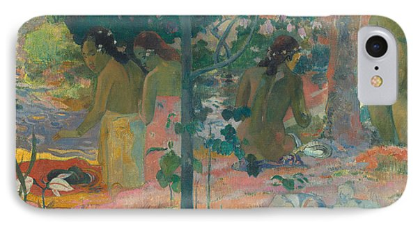 The Bathers Phone Case by Paul Gaugin