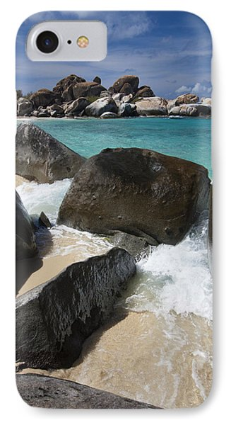 The Baths - Devil's Bay IPhone Case by Adam Romanowicz