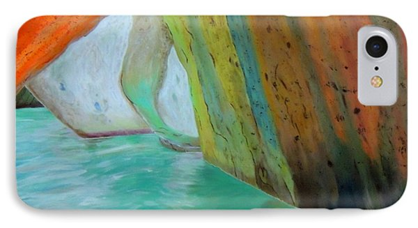 The Baths Phone Case by Linda Moore