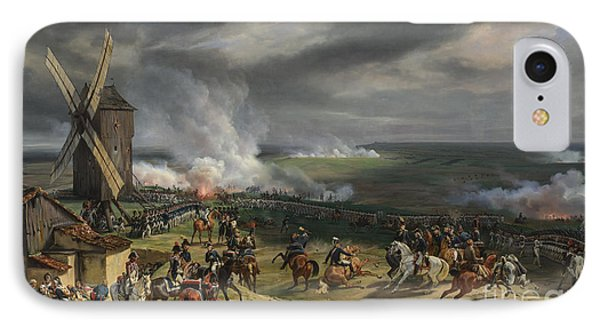 The Battle Of Valmy IPhone Case by Celestial Images