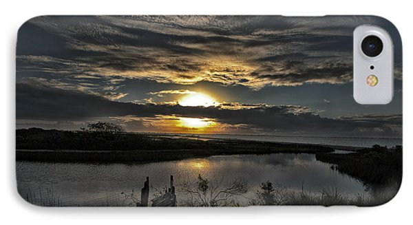 IPhone Case featuring the photograph The Bay At Dawn by Susan D Moody