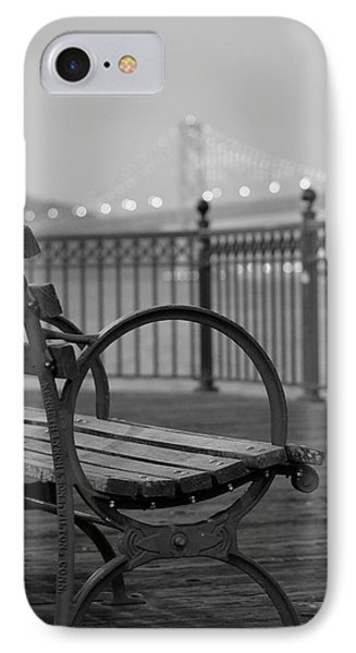 The Bay Bridge IPhone Case by Alex King