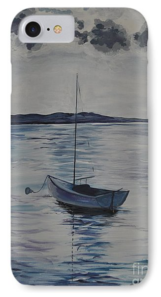 The Bay Phone Case by Sally Rice
