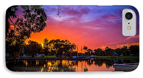 The Bayou IPhone Case by Marvin Spates