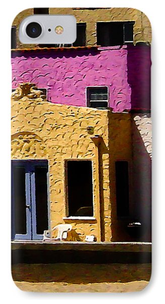 IPhone Case featuring the photograph The Beach House by Jim Thompson