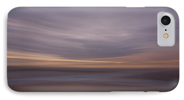 The Beach Phone Case by Peter Tellone