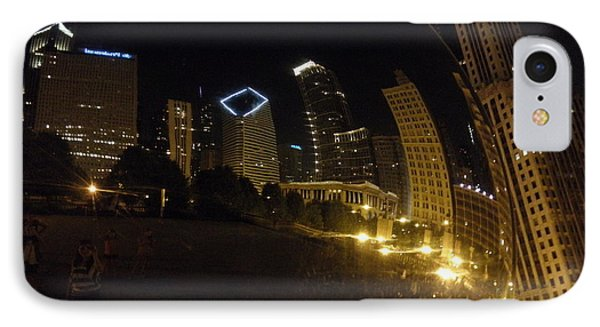 IPhone Case featuring the photograph The Bean by Tiffany Erdman