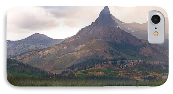IPhone Case featuring the photograph The Beartooth Mountains   by Lars Lentz