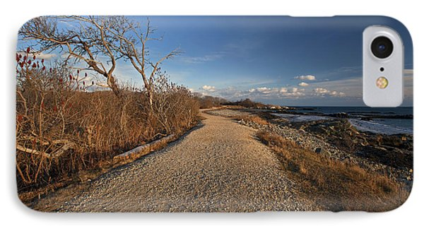 The Beaten Path Phone Case by Eric Gendron