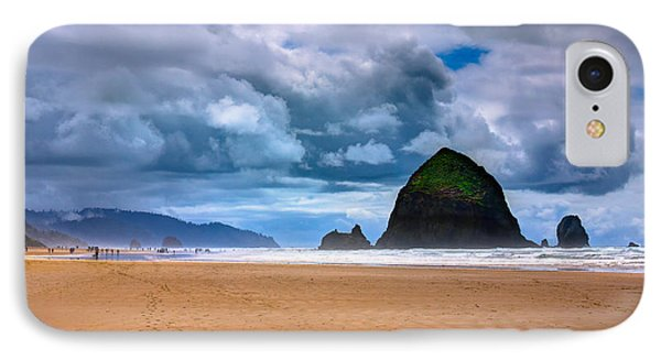 The Beautiful Cannon Beach Phone Case by David Patterson