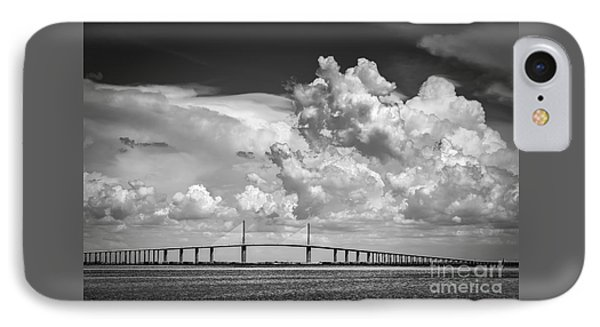 The Beautiful Skyway IPhone Case by Marvin Spates