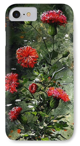 The Beauty Flower 08 IPhone Case by Emerico Imre Toth