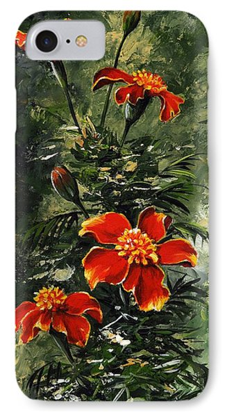 The Beauty Flower #10 IPhone Case by Emerico Imre Toth