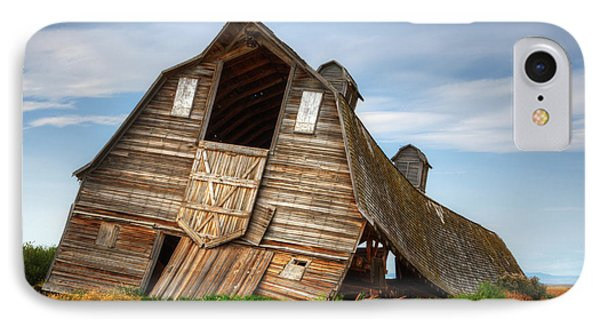 The Beauty Of Barns  Phone Case by Bob Christopher