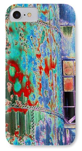 The Beauty Of Steel IPhone Case by Marcia Lee Jones