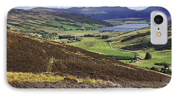 The Beauty Of The Scottish Highlands IPhone Case by Jason Politte