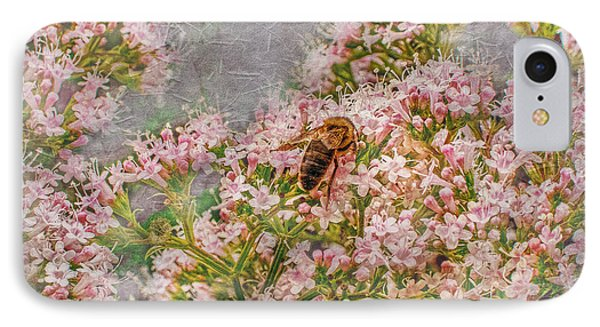The Bee IPhone Case by Hanny Heim