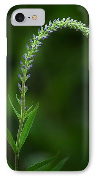 The Begining Phone Case by Bill Wakeley