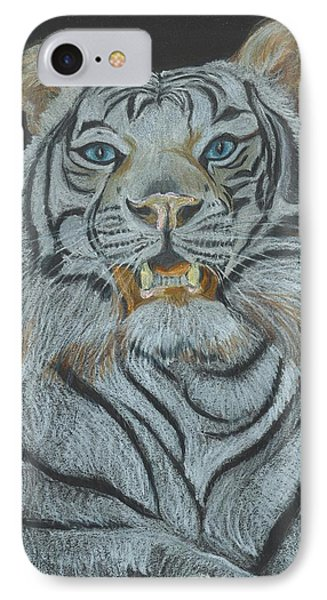 The Bengal IPhone Case by Carol Wisniewski