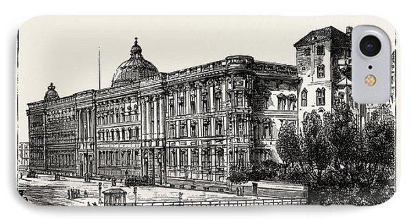 The Berlin Congress IPhone Case