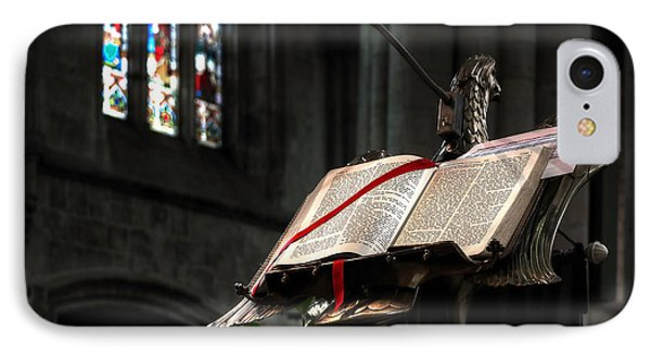 The Bible Phone Case by Svetlana Sewell