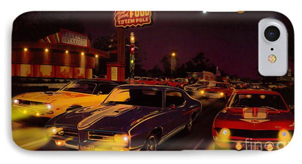 The Big 3 Street Racing IPhone Case