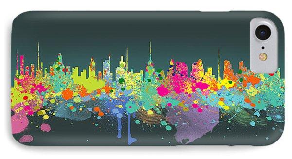 The Big City  IPhone Case