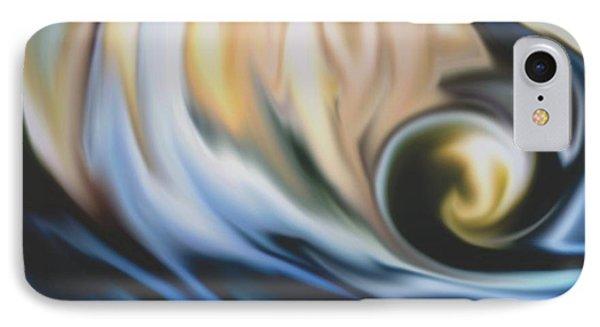 The Big Wave Phone Case by Jessie J De La Portillo