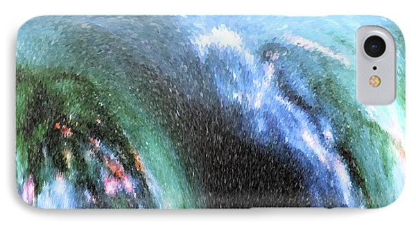 The Big Wave IPhone Case by Mariarosa Rockefeller