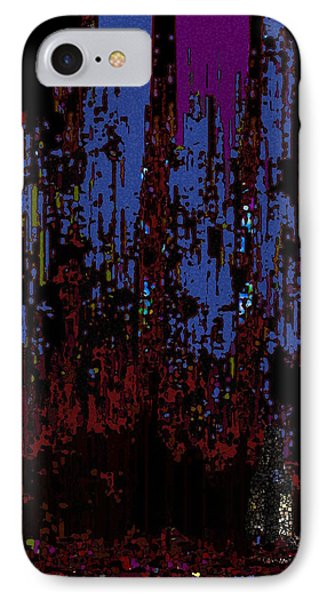 The Binge Phone Case by Tim Allen