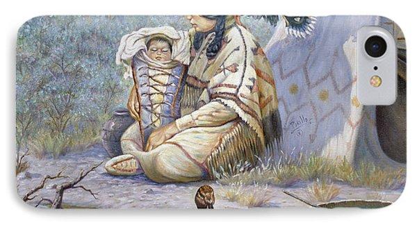 The Birth Of Hiawatha IPhone Case