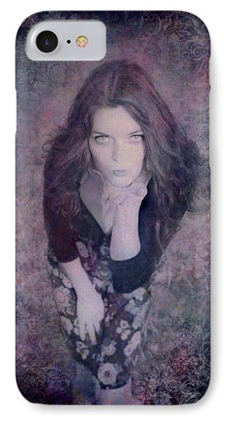 The Blown Kiss Phone Case by Loriental Photography