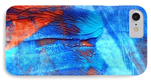 The Blue And Red Affair Acryl Knights Phone Case by Sir Josef - Social Critic -  Maha Art