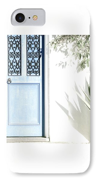 The Blue Door Phone Case by Holly Kempe