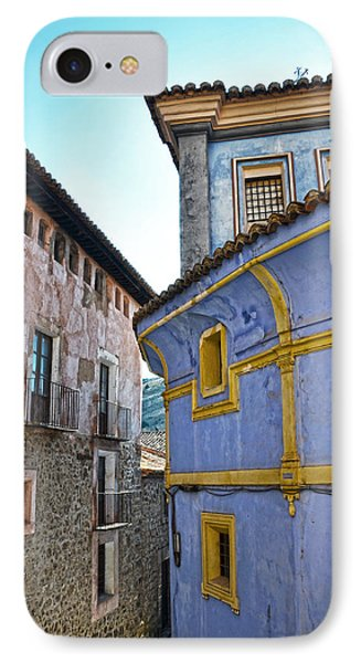 The Blue House Phone Case by RicardMN Photography